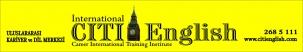 Citi English Dil Kursu iş ilanları