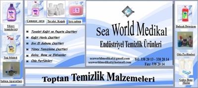 Sea World Medikal Endustrıel Temızlık Malzemelerı iş ilanları