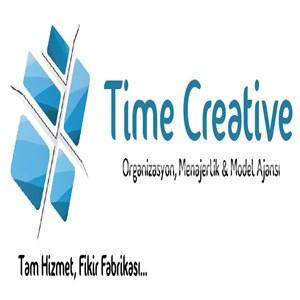 Time Creative Organizasyon Menajerlik & Model Ajansı iş ilanları