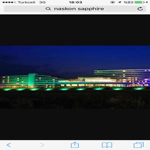 Naskon Sapphire Resort & Spa iş ilanları