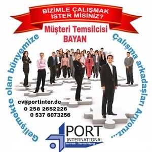 Port İnternational iş ilanları