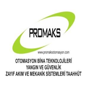 Promaks Otomasyon Bin Atekn. Elk. Yangın Güv. Sist. Ltd. Şti iş ilanları