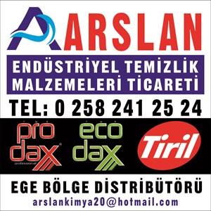 Arslan Endüstriyel Temizlik Malzemeleri Ticareti iş ilanları