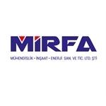 Mirfa Mühendislik İnşaat Enerji San. Ve Tic. Ltd. Şti. iş ilanları