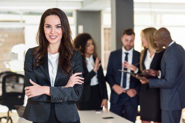 İş Hayatında Kadın Yöneticiler