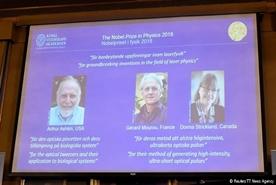 Nobel Fizik Ödülü Kazananları Belli Oldu