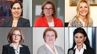 Onlar Türkiye'nin En Güçlü İş Kadınları
