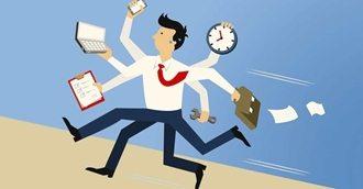 İş Veriminizi Artırmanın Yolları