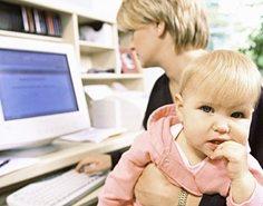 Çalışan Kadın Ve Çocuk İkilemi