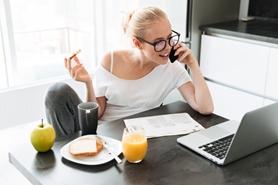 Evden Çalışırken Sağlıklı Beslenmek İçin Öneriler